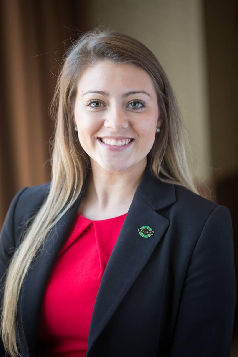 Katie Rachon, Indiana University School of Optometry