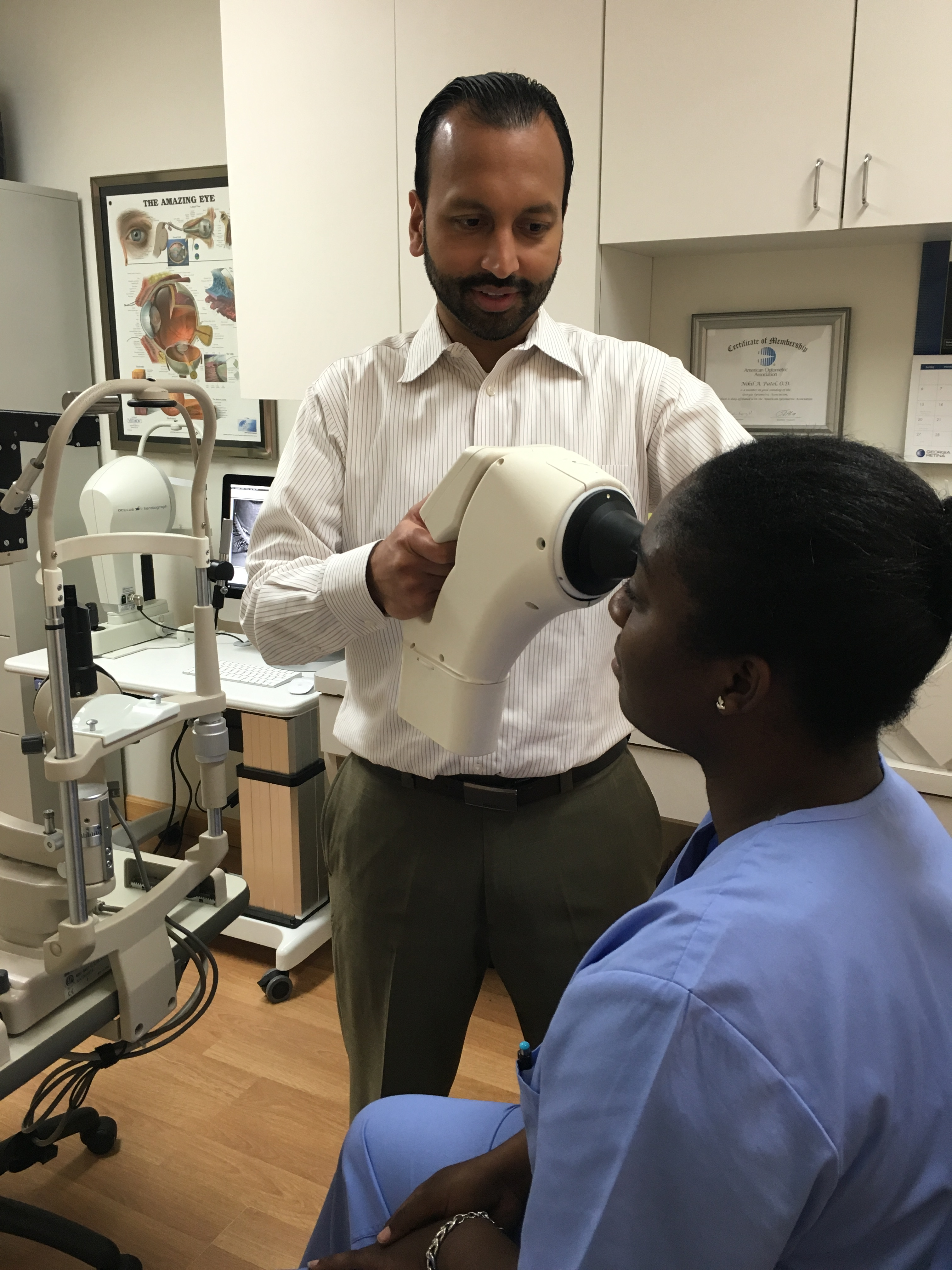 Dr. Nikil Patel