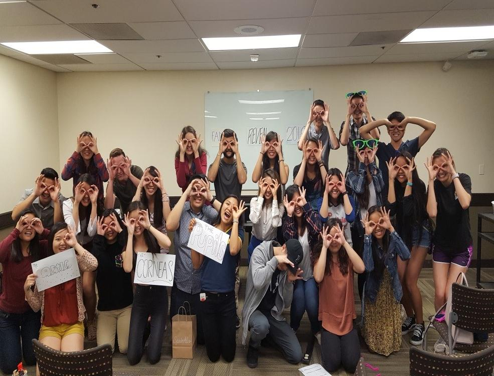 UCSD Insight Pre-Optometry Club Families Program